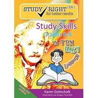 Study Right - Book